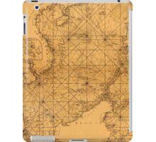 Map of South China Sea 1794 iPad Case/Skin