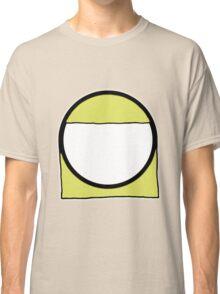 Cartoon Face 2 - Blonde Girl [Big] Classic T-Shirt