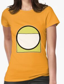 Cartoon Face 2 - Blonde Girl [Big] T-Shirt