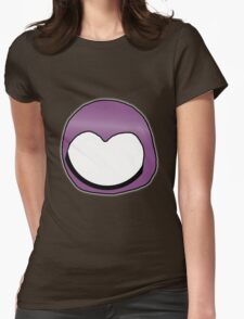 Cartoon Face 3 - Moonbase Girl [Big] T-Shirt