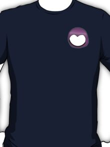 Cartoon Face 3 - Moonbase Girl [Small] T-Shirt