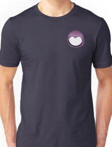 Cartoon Face 3 - Moonbase Girl [Small] Unisex T-Shirt
