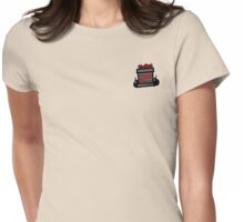 Cartoon TNT/Dynamite stack [Small] Womens Fitted T-Shirt