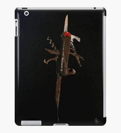 Chocolaty Swiss Knife iPad Case/Skin