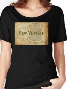 Sew Vintage Women's Relaxed Fit T-Shirt