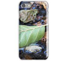 Split Leaf iPhone Case/Skin