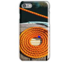 Ship shape and Bristol fashion iPhone Case/Skin