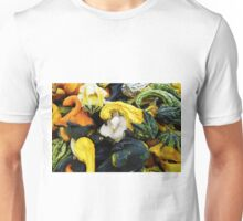 Colorful Gourds Unisex T-Shirt