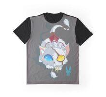 Rengar Kitten / League Of Legends Graphic T-Shirt