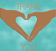Thank you - with love by eleventimes