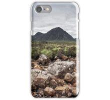 Glencoe Stream. iPhone Case/Skin