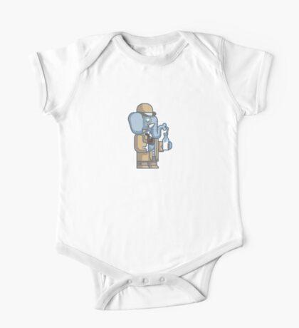 Sir Elephant One Piece - Short Sleeve