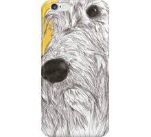 Scottie Sketch iPhone Case/Skin