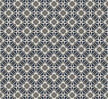 Osteodiplopada Mosaic by designertrow