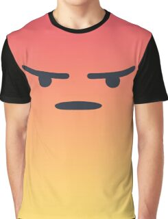 Angry 'Angery' React Face Graphic T-Shirt