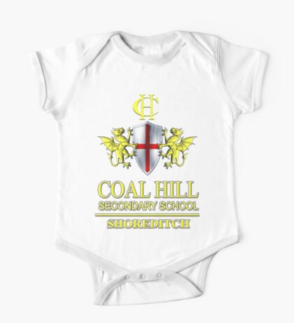 Doctor Who - Coal Hill Secondary One Piece - Short Sleeve