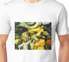 Lots Of Gourds Unisex T-Shirt