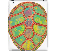 Psychedelic Turtle iPad Case/Skin