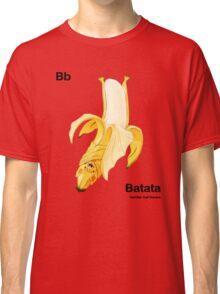 Bb - Batata // Half Bat, Half Banana Classic T-Shirt