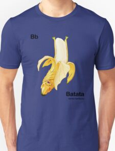 Bb - Batata // Half Bat, Half Banana T-Shirt