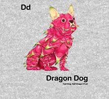 Dd - Dragon Dog // Half Dog, Half Dragon Fruit Unisex T-Shirt
