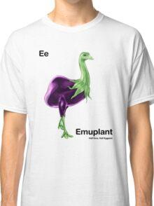 Ee - Emuplant // Half Emu, Half Eggplant Classic T-Shirt