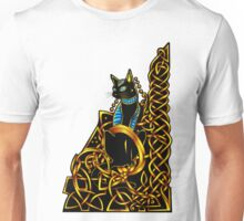 Celtic Cat Unisex T-Shirt