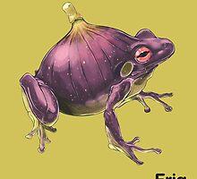 Ff - Frig // Half Frog, Half Fig by bkkbros