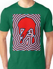 DAVID BOWIE - LIGHTNING BOLT Unisex T-Shirt