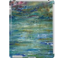 Abstract Seascape #1 iPad Case/Skin