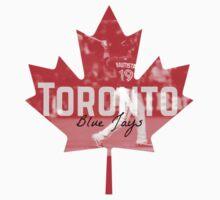 Toronto Blue Jays Canada Baby Tee