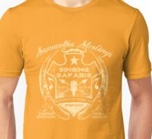 Samantha Sterling Singing Safaris Unisex T-Shirt
