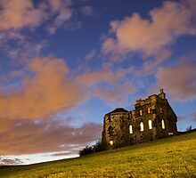 Nightime at Calton Hill by Tim Kelly
