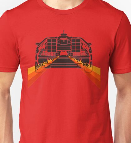 DELOREAN DMC-12 - 88MPH Unisex T-Shirt