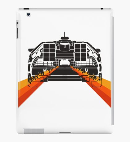 DELOREAN DMC-12 - 88MPH iPad Case/Skin