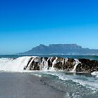 Rock-Wash at Table Mountain by SeeOneSoul
