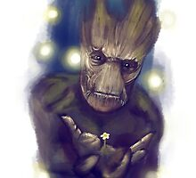 We Are Groot by danielctuck