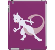 Mewtwo- Legendary Pokemon iPad Case/Skin