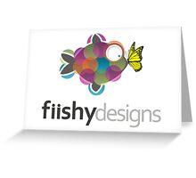 fiishy Greeting Card