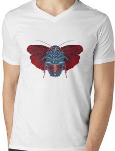 Supermang // Mang of Stealth Mens V-Neck T-Shirt