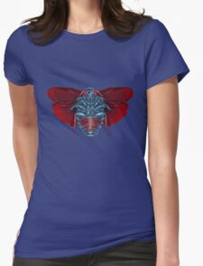Supermang // Mang of Stealth Womens Fitted T-Shirt