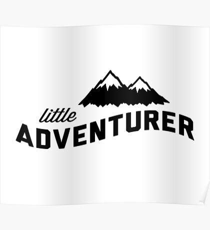 Little Adventurer Poster