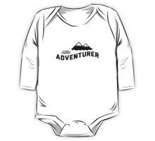 Little Adventurer One Piece - Long Sleeve