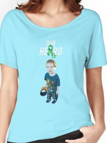 Our Hero - Cerebral Palsy Awareness Women's Relaxed Fit T-Shirt
