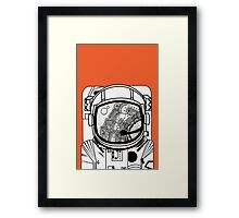 Searching for human empathy 1 Framed Print