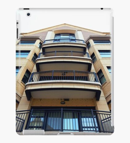 Perspective Apartment Complex iPad Case/Skin