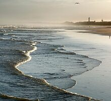 Early Morning Lagoon Beach, Cape Town by SeeOneSoul