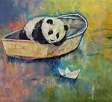 Paper Boat by Michael Creese