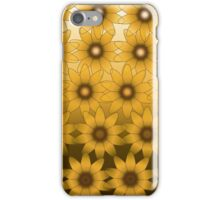 Flower Frenzy iPhone Case/Skin