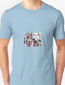 cute birthday card Unisex T-Shirt